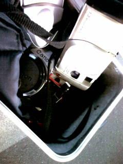 本日のカメラ  3<br />  台